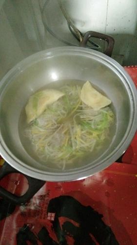 蔬果蛋饺的做法图解9