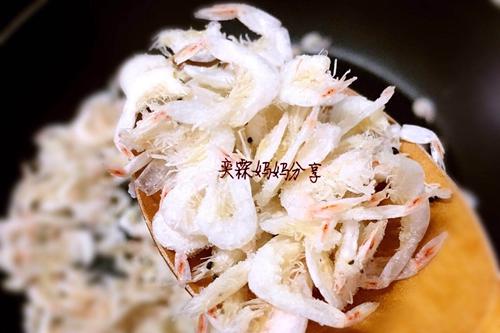 芝麻虾皮粉的做法图解4