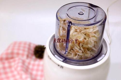 芝麻虾皮粉的做法图解7