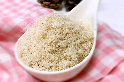 芝麻虾皮粉