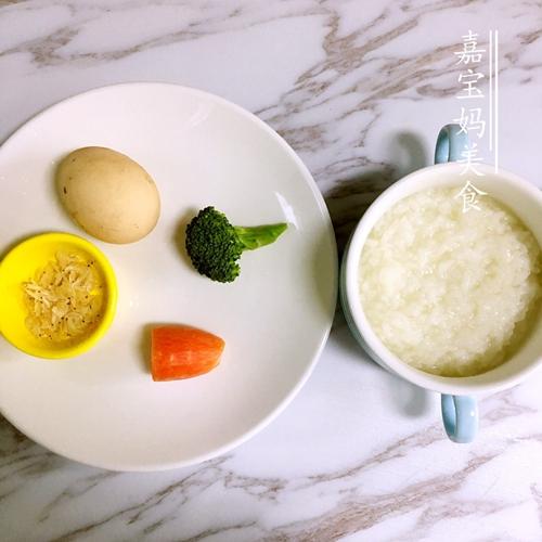 蔬菜蛋蒸饭的做法图解1