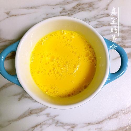 蔬菜蛋蒸饭的做法图解5