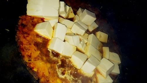 巴蜀麻婆豆腐无盐肉末版的做法图解5