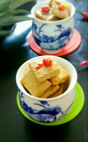 剁椒豆腐的做法图解7