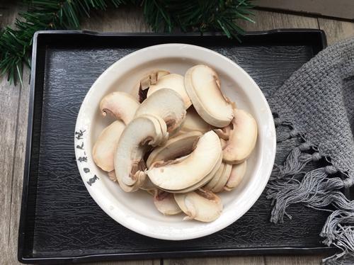 咖喱口蘑虾仁饭的做法图解5