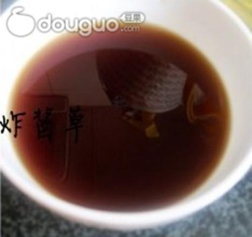 酸甜黄花鱼的做法图解6