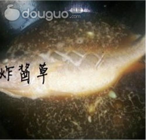 酸甜黄花鱼的做法图解8