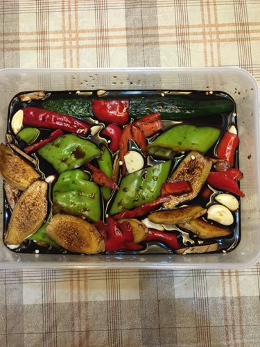 腌黄瓜的做法图解4
