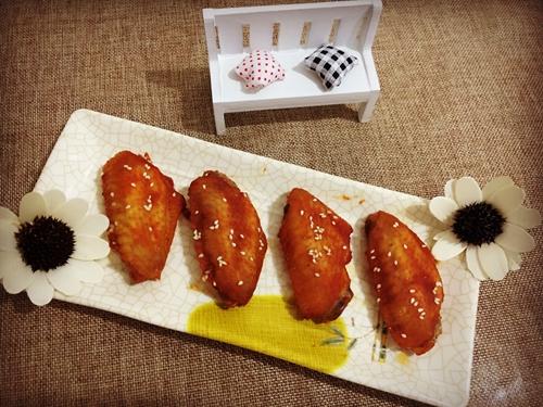 奥尔良烤翅的做法图解5