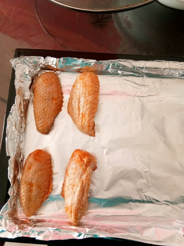 奥尔良烤翅的做法图解2