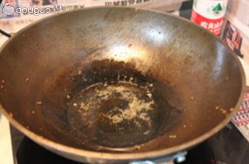 蒜蓉黑白菜的做法图解5