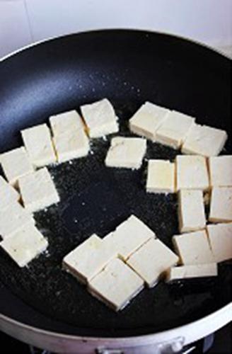 豆腐素咖喱的做法图解2