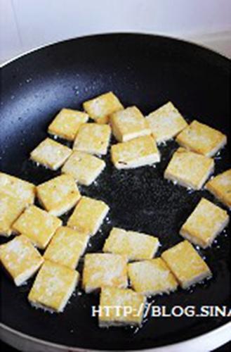 豆腐素咖喱的做法图解3
