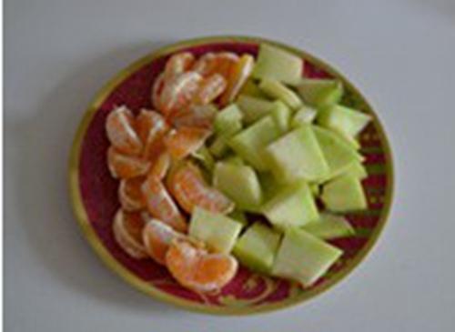 蜜瓜青桔汁的家常做法