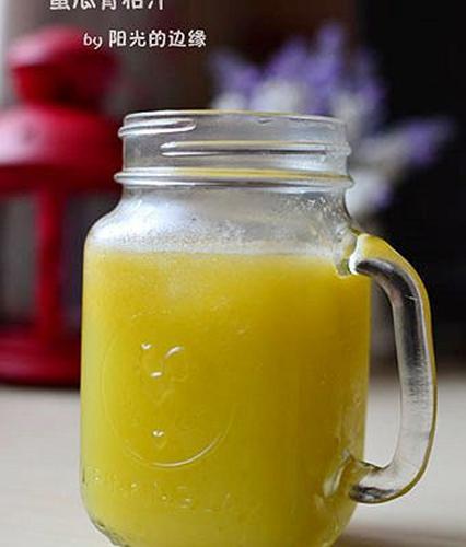 蜜瓜青桔汁