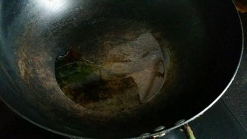 清炒油麦菜的做法图解3
