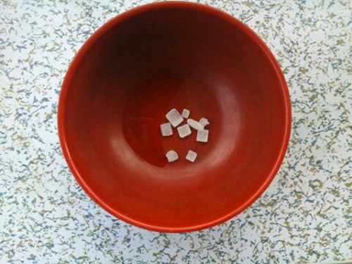 绿豆银耳荔枝粥的做法图解3