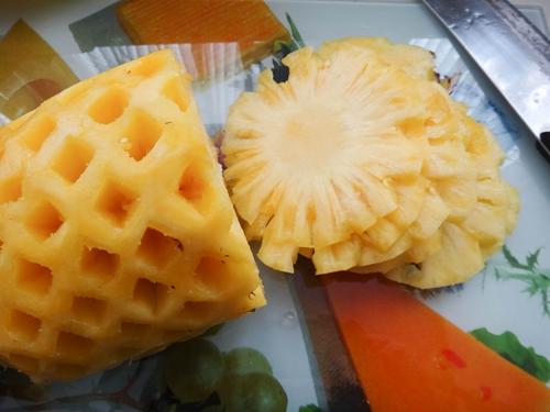 菠萝干的家常做法