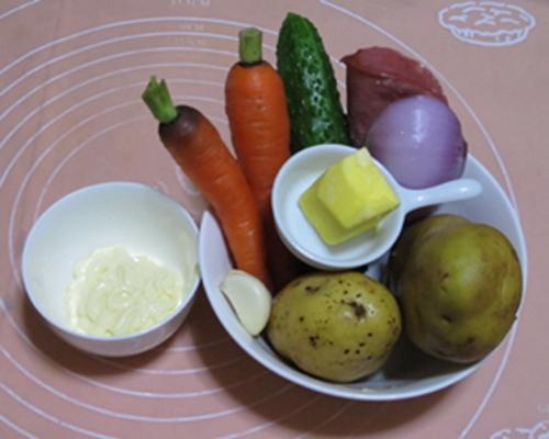 土豆沙拉的做法图解1
