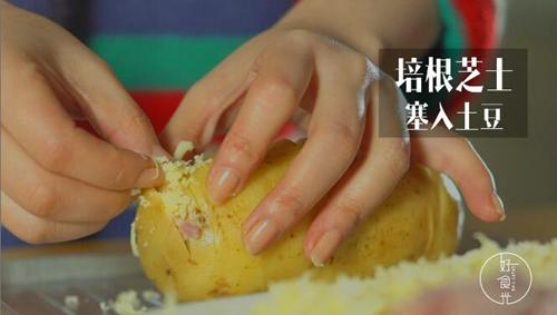 风琴马铃薯的做法图解5