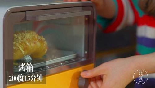 风琴马铃薯的做法图解7