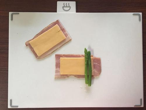 培根蔬菜卷的做法图解4