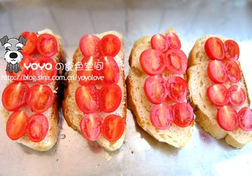 烤面包片的做法图解3