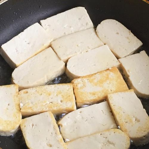 豆腐便当的做法图解3