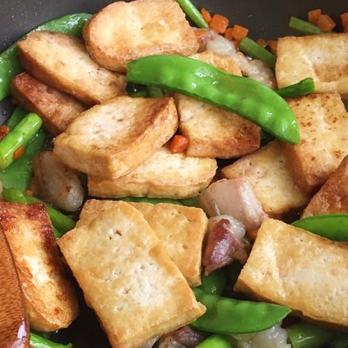 豆腐便当的做法图解6