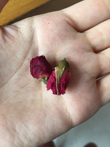 玫瑰红茶的做法图解2