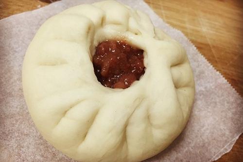 简简单单做蜜汁叉烧包