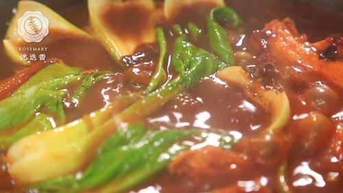 东坡肉咖喱饭的做法图解7