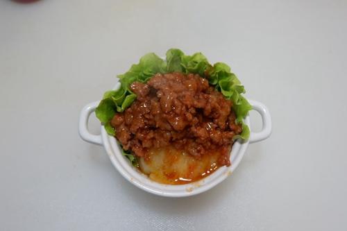 茄汁肉末土豆泥的做法图解11