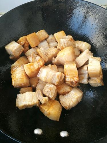 木瓜烧肉的做法图解5