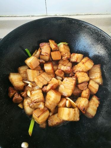 木瓜烧肉的做法图解7