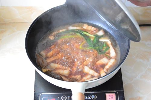 红烧肉的做法图解10