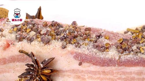 无添加安心腌咸肉的做法图解4