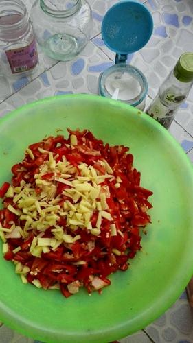 腌制辣椒的做法图解3