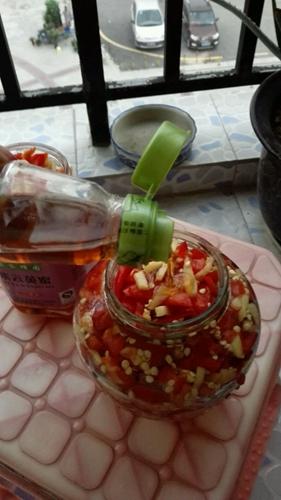 腌制辣椒的做法图解5