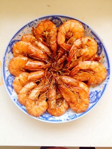 油闷大虾的做法图解9