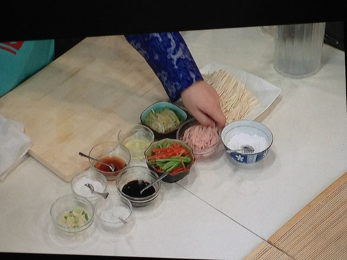 金针菇炒肉丝的做法图解2