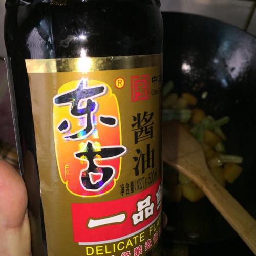 农家菜芸豆炖土豆(超级简单好吃)的做法图解2