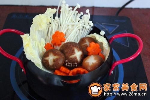 麻辣素菜锅的做法图解6