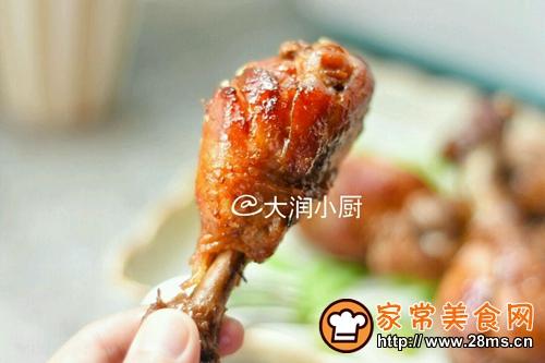 香菇酱翠花鸡腿的做法图解8