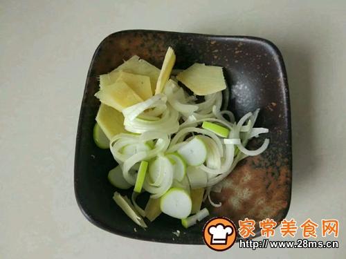 咖喱土豆炖鸡腿的做法图解2