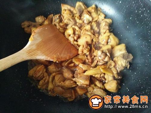 咖喱土豆炖鸡腿的做法图解6