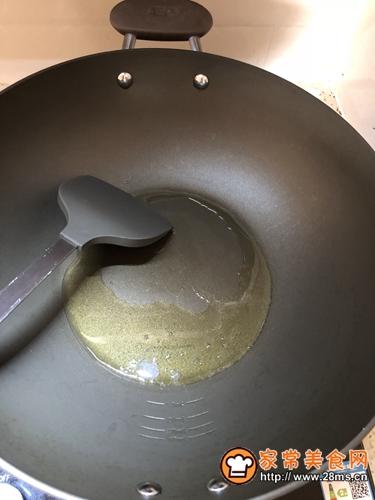 黄油煎面包片的做法图解4