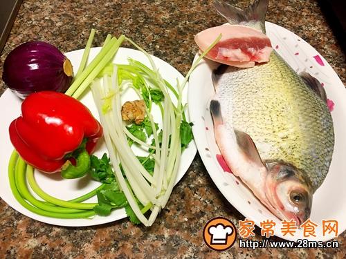 川味干烧臊子鱼的做法图解1