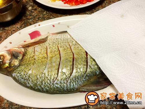 川味干烧臊子鱼的做法图解6
