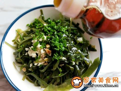 开胃菜~凉拌海带丝的做法图解7